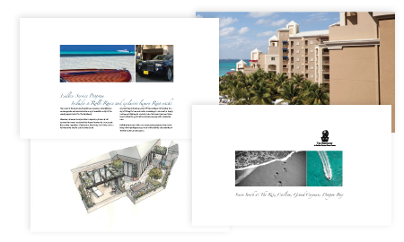 Collateral design for 7 South Grand Cayman