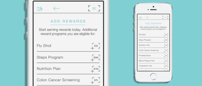 Wellth Mobile App - App Design.