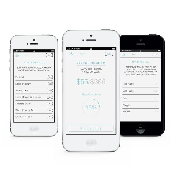 Wellth Mobile App
