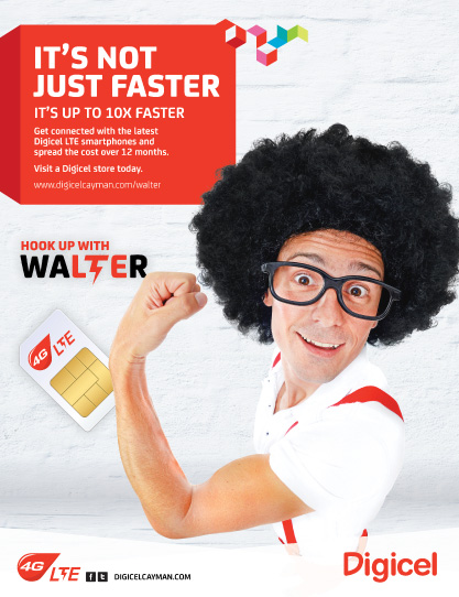 Digicel Cayman Advertising Campaign