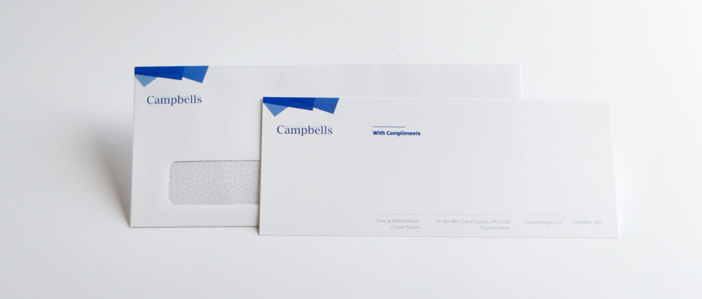 Campbells Rebrand corporate identity