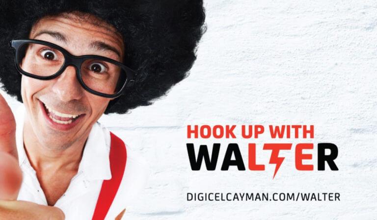 Digicel LTE Campaign - 360 Campaign. Web Design.