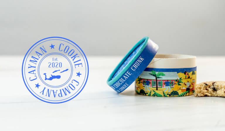 Cayman Cookie - Branding. Packaging. Web Design.