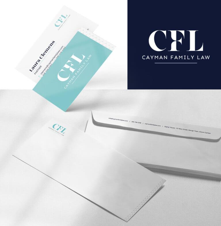 Cayman Family Law - Branding. Web Design.