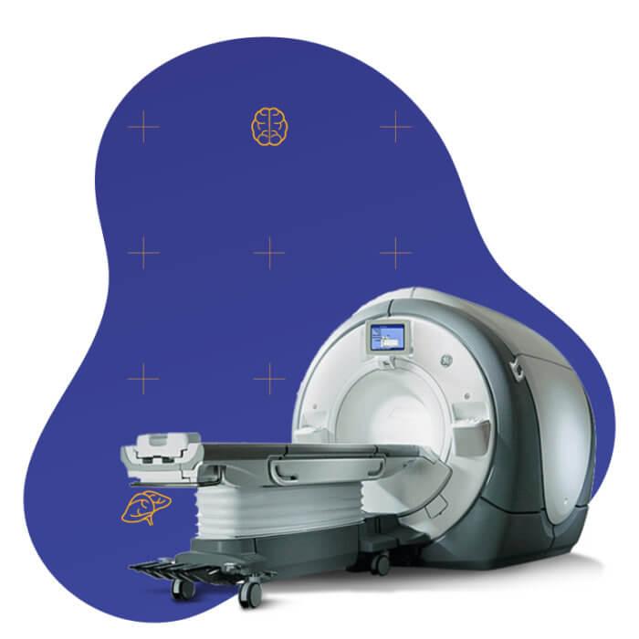 3T MRI